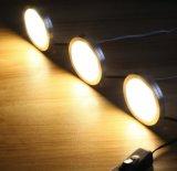 내각 점화 장비, 부엌 점화 포함되는, 모든 부속품 옷장 빛의 밑에 LED