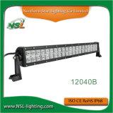 20 인치 LED LED 빛을 몰기를 위한 표시등 막대 120W Offroad 모는 표시등 막대 사용