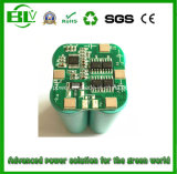 4s 17V 10A Li-ion/Li-Polymer-Plastik Batterie PCBA/PCB/PCM