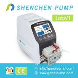 Heißer Verkaufs-niedriger Preis Shenchen Labv1, das peristaltische Pumpe dosiert