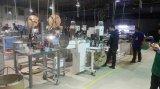 De volledig Automatische Apparatuur/de Machine van de Kabel van de Draad Eind Plooiende met SGS