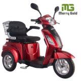 scooter électrique de la mobilité 500W avec une portée pour le handicapé