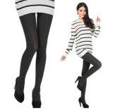 Collants confortables de coton de femmes de fille chaude de l'hiver (50987)