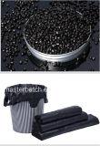 Masterbatch negro con alto grado de carbono negro para la película, inyección y extrusión