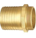 Instalaciones de tuberías de cobre amarillo puras del conector (EM-F-249)
