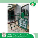 Faltbarer Stahldraht-Rahmen für Lager-Speicher mit Cer