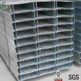 Purlin en acier galvanisé de C pour les constructions préfabriquées de structure métallique