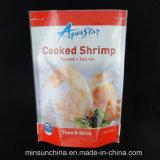 Zoll gedruckter PET Fastfood- Beutel für Meerestier-Verpackung