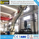 2t30m hydraulische teleskopische Hochkonjunktur-Marinekran mit ABS CCS Bescheinigung