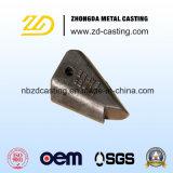 OEMの農業機械のための低合金の鋼鉄精密鋳造