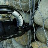 C45 het Nietje van de Ring van het Varken van het Roestvrij staal