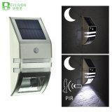 Indicatore luminoso solare della parete della lampada del corridoio di illuminazione del giardino del LED