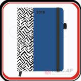Notizbuch-Tagebuch-Planer Cutom Drucken der Ausgabe-A5