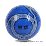 5#によってカスタマイズされるロゴの高品質TPUのサッカーボール