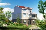 De milieuvriendelijke Woningbouw van de Luxe van het Huis Prefab