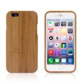 انزلقت طبيعة حقيقيّة خشبيّة هاتف حالة لأنّ [إيفون] 6 [6س] 7 فعليّة