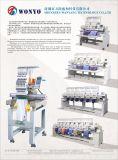 Manufatura computarizada cabeça de 2 chineses do projeto de máquina do bordado do tampão