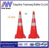 Cone do tráfego do PVC da segurança da estrada do mais baixo preço