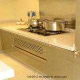 De beste Verkopende Klassieke Hoge Glanzende Keukenkast van de Verf van het Metaal UV