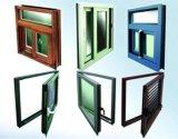 Janela e porta de alumínio da janela de dois lados suspensos (pH-8850)