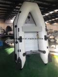 Imbarcazione a motore gonfiabile del PVC