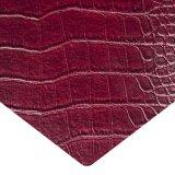 Tissu en cuir de PVC
