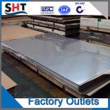 Feuille laminée à froid d'acier inoxydable d'AISI 2b 304
