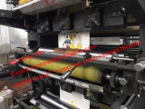 Machine d'impression de Flexo de couleur de la vitesse six