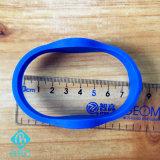 Tag Mf DESFire EV1 do silicone de RFID, faixas de pulso de EV2 ISO14443A