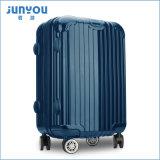 Equipaje del recorrido del bolso del equipaje de la carretilla del diseño ABS+PC de la manera el mejor