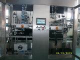 Máquina de etiquetado automática del encogimiento de la funda de la escritura de la etiqueta de la botella de vino