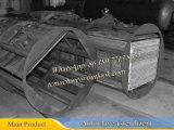 Dn1500X4000 de Roterende Sterilisator van de Autoclaaf (dubbele schipautoclaaf)