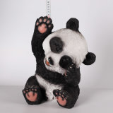 Antique American Country Home Resin Ornaments Panda Statue Decorações criativas