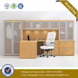 Neuer Entwurfs-leitende Stellung-Möbel-Metallbein-Büro-Tisch (NS-NW097)