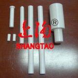 Tubo di ceramica Ittrio-Stabilizzato di protezione di Zirconia (YSZ) per la termocoppia