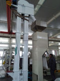 Getrocknete zerrissene Kalmar-Einsacken-Maschine mit Förderband