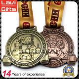 中国の製造業者の習慣の実行のスポーツ賞メダル