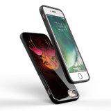 Tampa impressa do telefone de pilha para o iPhone
