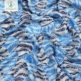 Type national de grande taille avec l'écharpe frangée de mode de châle de plage