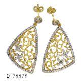 Argento 925 degli orecchini dei monili di costume