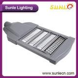 Iluminação preta/cinzenta da estrada do diodo emissor de luz do jardim de 180W IP65 (SLRX36)