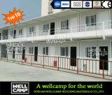 Wellcamp fabrizierte Behälterhaus/Guangdong/Guangzhou/Foshan vor