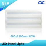 Iluminación del panel del Ce 60W de la luz de techo de la luz del panel del LED LED