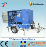 Usine à deux étages mobile de filtration d'huile isolante (ZYD-M-50)