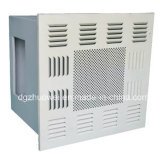 Охлаженная коробка фильтра стальной рамки HEPA, отражетель воздуха для кондиционирования воздуха