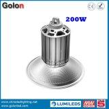 중국 공급자 경쟁가격 및 최고 밝은 110lm/W 세륨 RoHS 산업 만 빛 LED 200W