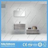 Móveis de casa de banho moderno de topo com armário lateral removível (BF350D)