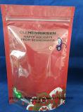 Plastic Tribune op de Verpakkende Zak van de Ritssluiting voor de Suiker van het Suikergoed