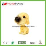 昇進のギフトおよびホームDecoraitonのためのPolyresinのクラフトのギフトのBobblehead犬の置物