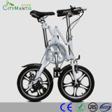 16 '' Geschwindigkeits-schnelle Freigabe-bewegliches faltendes Fahrrad des Leichtgewichtler-7